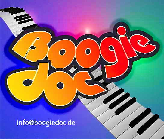 "Logo Boogiedoc Stefan ""Doc"" Helbig"